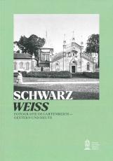 Schwarz/Weiss: Fotografie im Gartenreich - Gestern und Heute